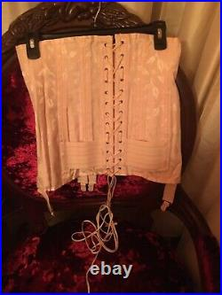 Corset Girdle by Merit Foundations Open Bottom Size 29