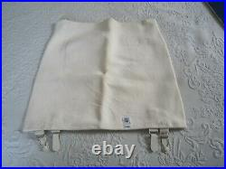 NOSWT MISS HOLLY 5th Avenue Open Bottom GIRDLE CORSET with4 Garters Size 40-5X Lg