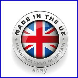 NYLONZ UK Vintage Style Classic OB 6 Strap Girdle Black 6 Suspenders