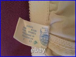 New Vintage Open Bottom Girdle Garter Straps NWT XL Nude Alexanders Regency NOS