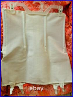Vintage Berlei Open Bottom Girdle 3XL