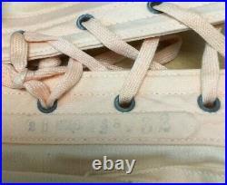 Vintage Pink Camp Corset Girdle Open Bottom Size 32 Excellent Condition