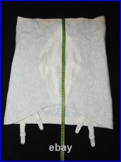 Vintage Playtex Strumpfgürtel Hüfthalter Strapsmieder Open bottom girdle Sissy