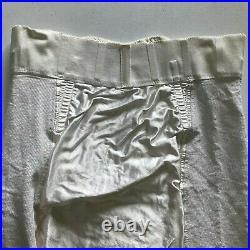 Vintage Warner's Le Gant Satin Panel Open Bottom Girdle Style 934, Size 34
