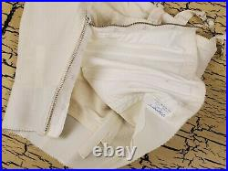 Vtg Warner Le Gant Open Bottom Girdle Tummy Tucker Slimmer Style 932 Size 29